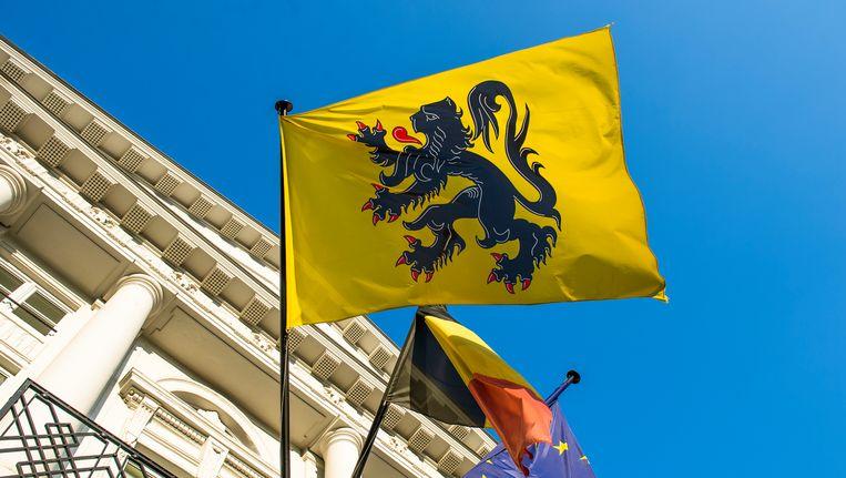 Een van Holslags vaststellingen is: vals nationalisme doet de Belgische economie meer kwaad dan goed. Beeld BELGA