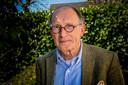 Fred de Graaf uit Apeldoorn was in totaal 37 jaar burgemeester en is tegenwoordig met pensioen.