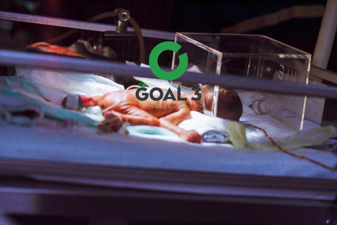 Door betere monitoring wil GOAL3 de baby- en kindersterfte in Afrikaanse landen drastisch omlaag brengen.