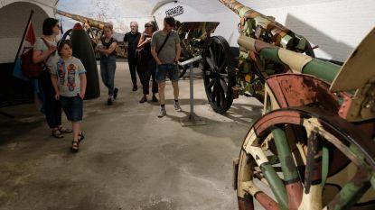 1.400 bezoekers verkennen Fort II