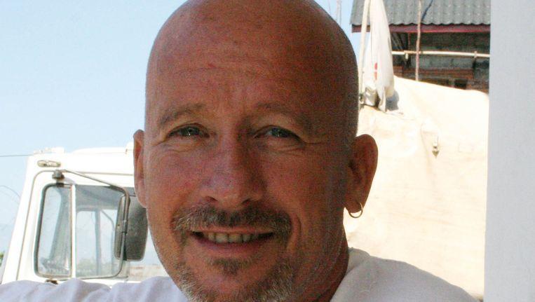 Philippe Havet werd bij een schietpartij in de lokalen van Artsen zonder Grenzen gedood. Beeld BELGA