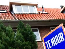 Landelijk dalende prijs huurwoningen, in Overijssel stijgend