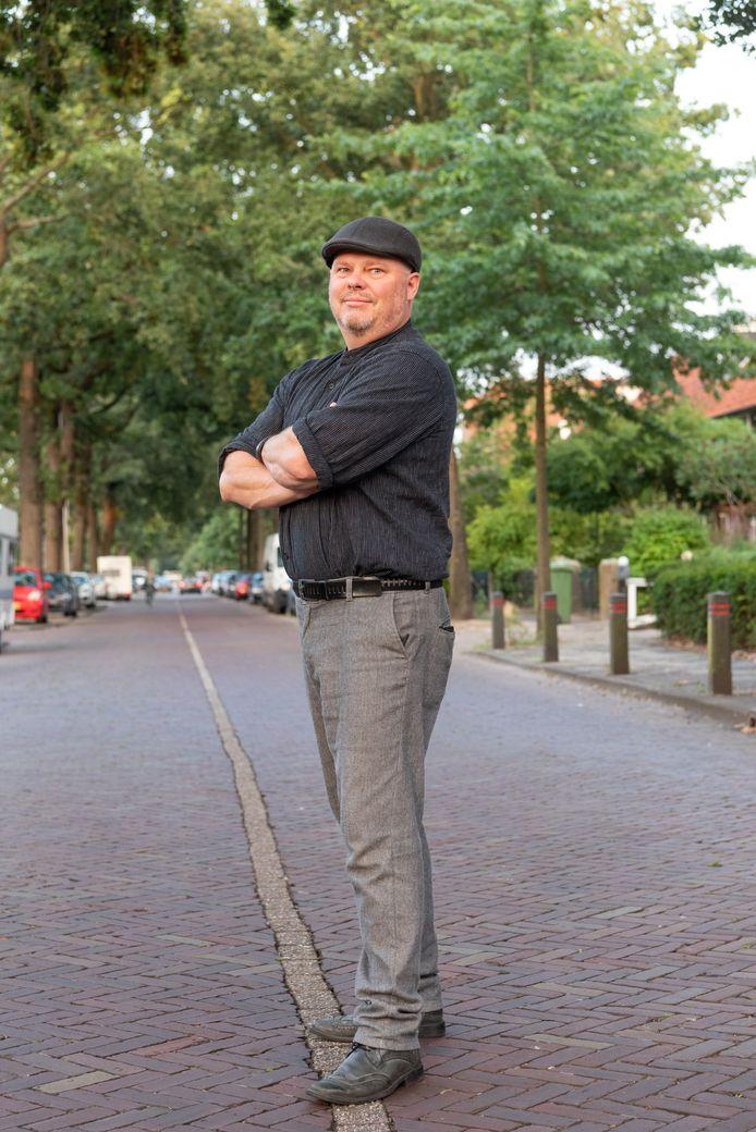 Bernard van Gellekom: ,,Ik wil dat mensen van buitenaf ons station komen binnenrijden, in plaats van dat Amersfoorters naar andere steden trekken. Dat is wat ik nastreef.''