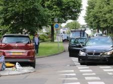 Drie gewonden bij auto-ongeluk op kruising in Rheden