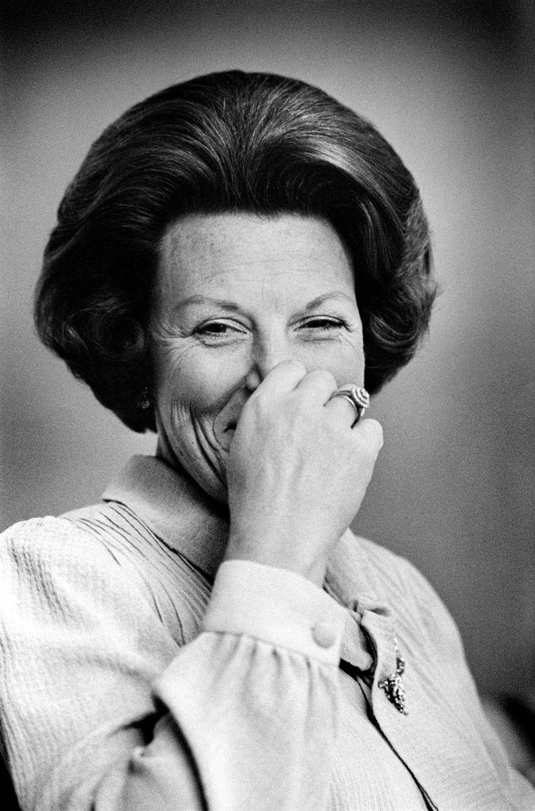 Koningin Beatrix. Beeld Vincent Mentzel