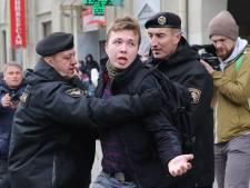 Gearresteerde journalist Belarus verschijnt op video: 'Ik werk mee en beken'