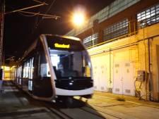 Un premier essai réussi pour le tram liégeois