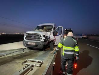 Eén gewonde bij ongeval op A11