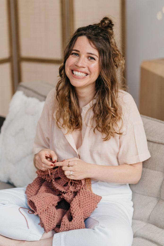 Valérie Baeke van Ylle heeft met 'Sunday Girl' een nieuwe collectie uit.