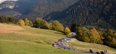 Giro d'Italia mijdt Frankrijk en kort etappe 20 in