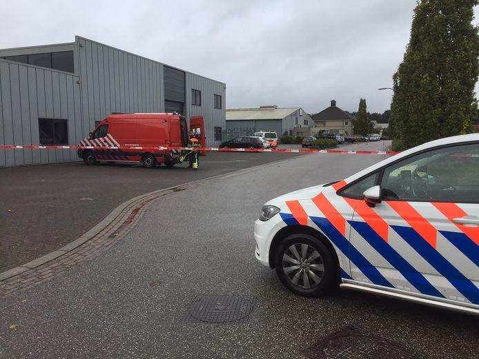 Drugslab en hennepkwekerij aangetroffen in Heeswijk-Dinther.