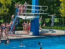 Mooi weer of niet, zwembad Zidewinde gaat nog niet open; 'de bassins moeten nog gevuld'