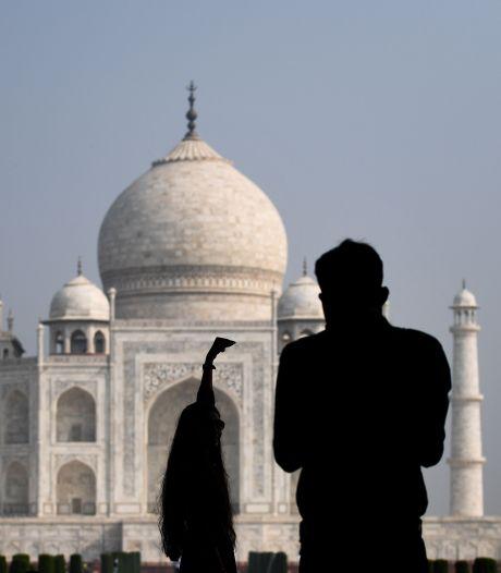 Alerte à la bombe au Taj Mahal