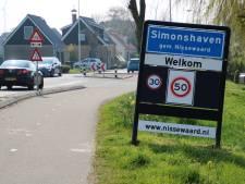 Bewoners Simonshaven zijn hardrijders zat en verlagen maximum snelheid eigenhandig