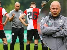 Arne Slot: 'Het is ook bij Feyenoord geen hogere wiskunde'