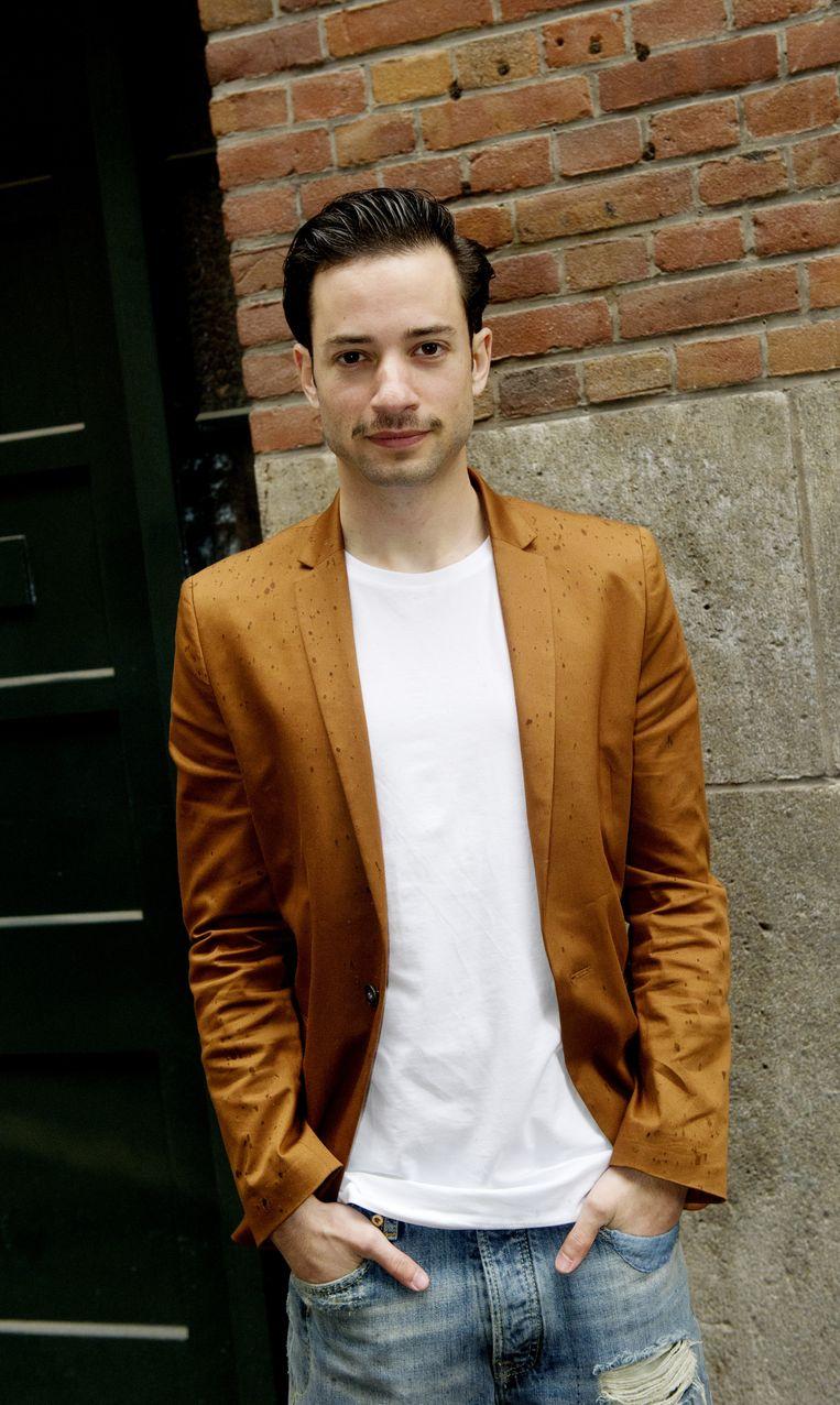 BNN-presentator Valerio Zeno. Beeld anp