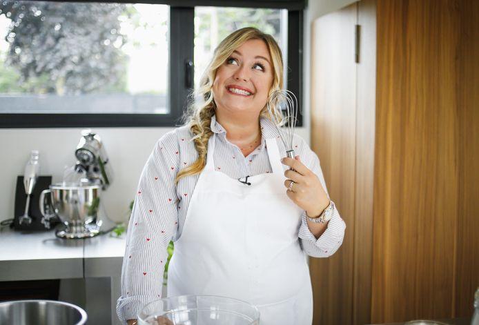 Leslie en cuisine