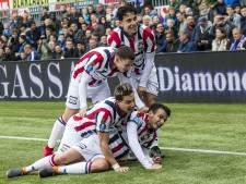 Willem II 2017-2018: weinig doelpogingen, maar wel efficiënt