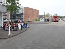 Basisschool De Vijver ontruimd na brand