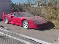 Hoe de verwaarloosde Ferrari van Uday Hussein werd gevonden dankzij een Youtuber