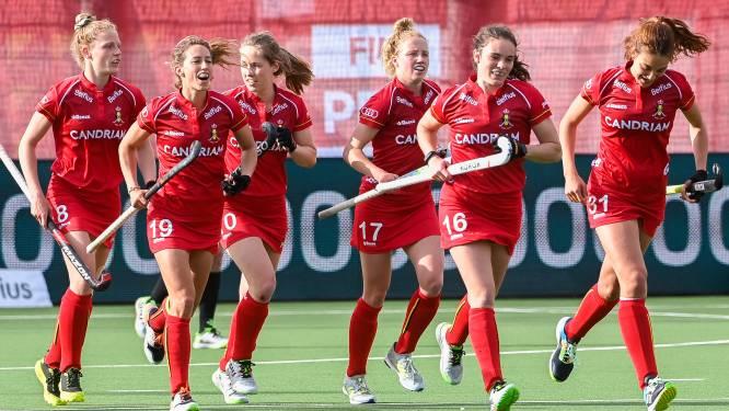 Red Panthers verslaan VS in eerste duel met 3-0