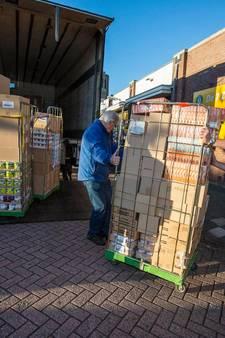 Voedselbank vreest voor tekort in de zomer