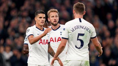 Spurs vegen Rode Ster met forfaitcijfers van het veld en springen naar tweede plaats