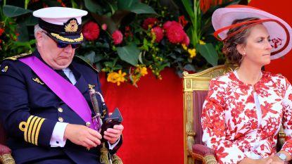 """Nooit meer in het openbaar: """"Prinses Claire betaalt de prijs voor de fratsen van prins Laurent"""""""