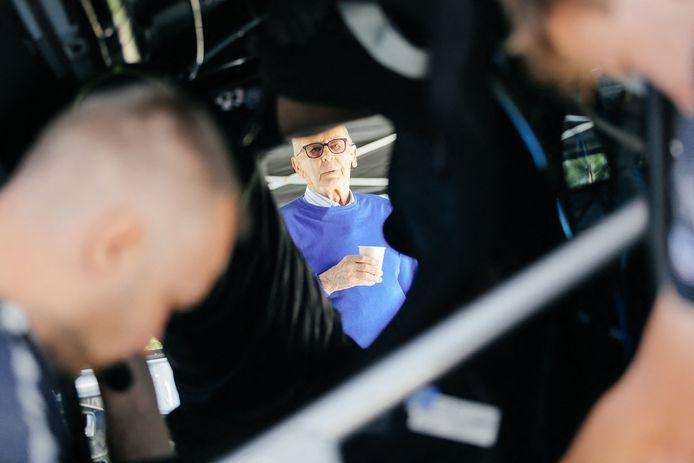 Sobieslaw Zasada en Tomasz Boryslawski hebben de afgelopen weken de Safari Rally in Kenia voorbereid in de plaats Kamien Slaski.