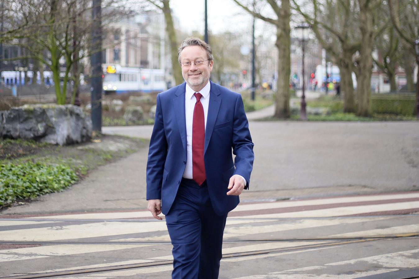 Olaf Sleijpen, directeur monetaire zaken van De Nederlandsche Bank.
