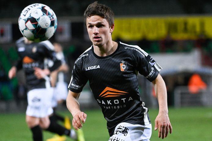 Michiel De Looze in zijn gekende gedreven stijl: hij verlengde zijn overeenkomst bij SK Deinze met extra twee seizoenen.