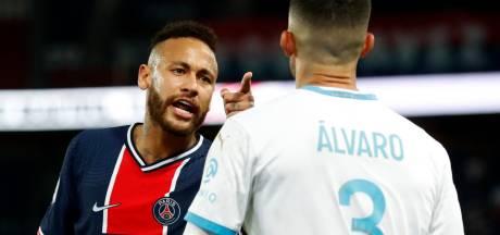 Ruzie tussen Neymar en Álvaro: 'Ik heb je beroemd gemaakt'