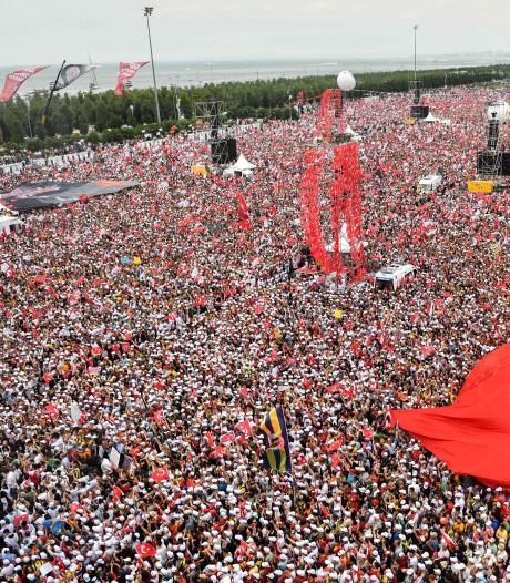Vriend en vijand van Erdogan weten dat er heel veel op het spel staat
