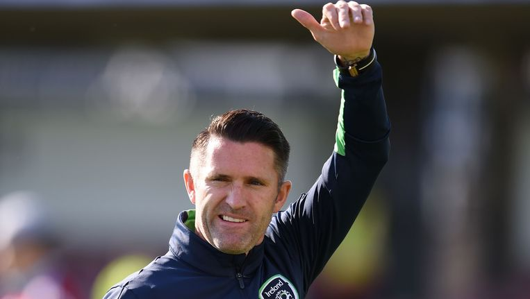 Robbie Keane. Beeld Photo News