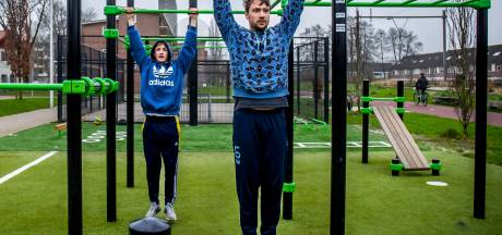 Studenten Louis en Carlo sporten zes keer in de week: 'Zonde om op bed te liggen'