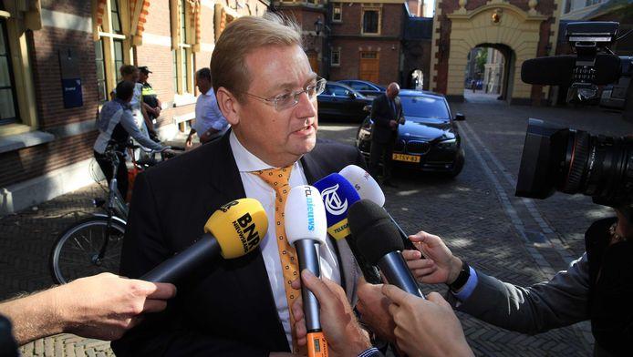 Minister Ard van der Steur