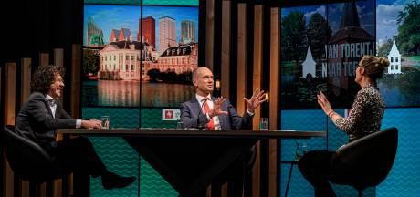 TERUGKIJKEN   Gert-Jan Segers (CU) in gesprek met Twente en de Achterhoek