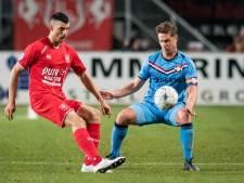 Peters hoopte op meer Willem II-goals in Enschede: 'Daar moeten we rustiger in zijn'
