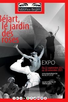 """""""Béjart, le jardin des roses"""": une nouvelle exposition consacrée au célèbre danseur"""