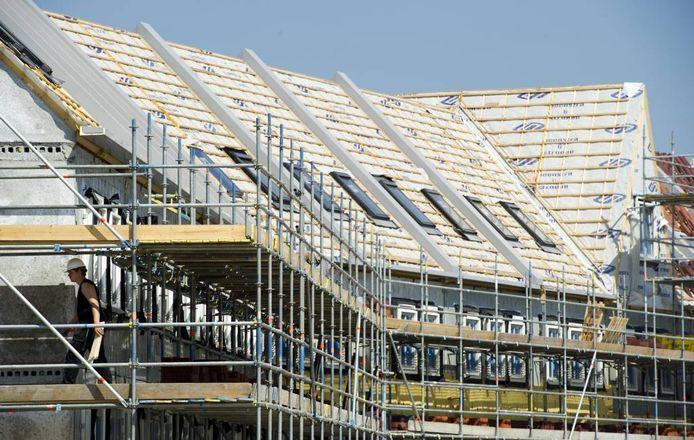 De nieuwbouw in Stadshagen moet energieneutraal. Een uitgangspunt waardoor zelfs oppositiepartij GroenLinks zich gisteren genoodzaakt zag de VVD-wethouder te complimenteren.