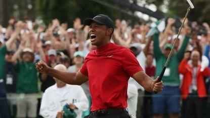 De grootste comeback ooit? Tiger Woods (43) wint na elf jaar nog eens major