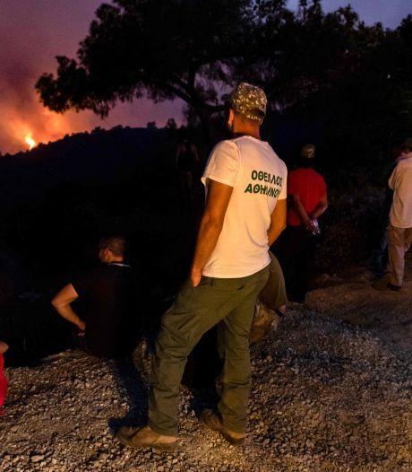 Quatre morts dans un important incendie de forêt à Chypre