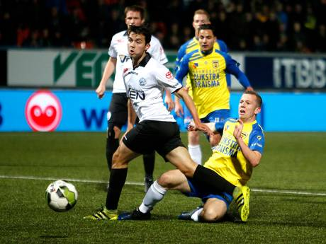 FC Den Bosch haalt een punt op in Leeuwarden