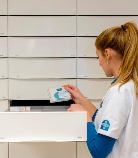 Agressie in apotheek door medicijntekort