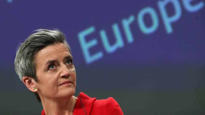 """EU en VS lanceren nieuw forum rond handel en technologie: """"Als we verdeeld zijn, bestaat het risico dat we elkaar wegconcurreren"""""""