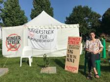 Duitse klimaatactivist (21) op intensive care na honger- en dorststaking