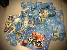 Mishandeld ventje (10) stuurt dubbele voetbalplaatjes naar kinderafdeling ziekenhuis