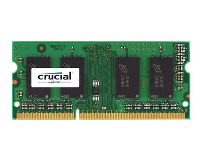 Crucial 16GB DDR3-1600 CL11 Sodimm kit