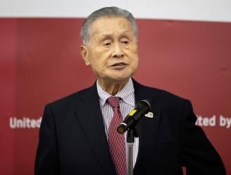 """Voorzitter organisatiecomité: """"Olympische Spelen in Tokio vinden hoe dan ook plaats"""""""