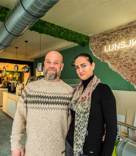 Een fika-momentje in lunsjkafé in Hengelo? Nog even alleen om mee te nemen